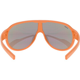 UVEX Sportstyle 512 Glasses Kids orange matt/mirror green